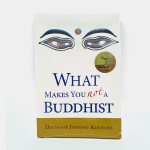 L002 - What makes you not a buddhist